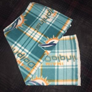 Other - Dolphins scarf
